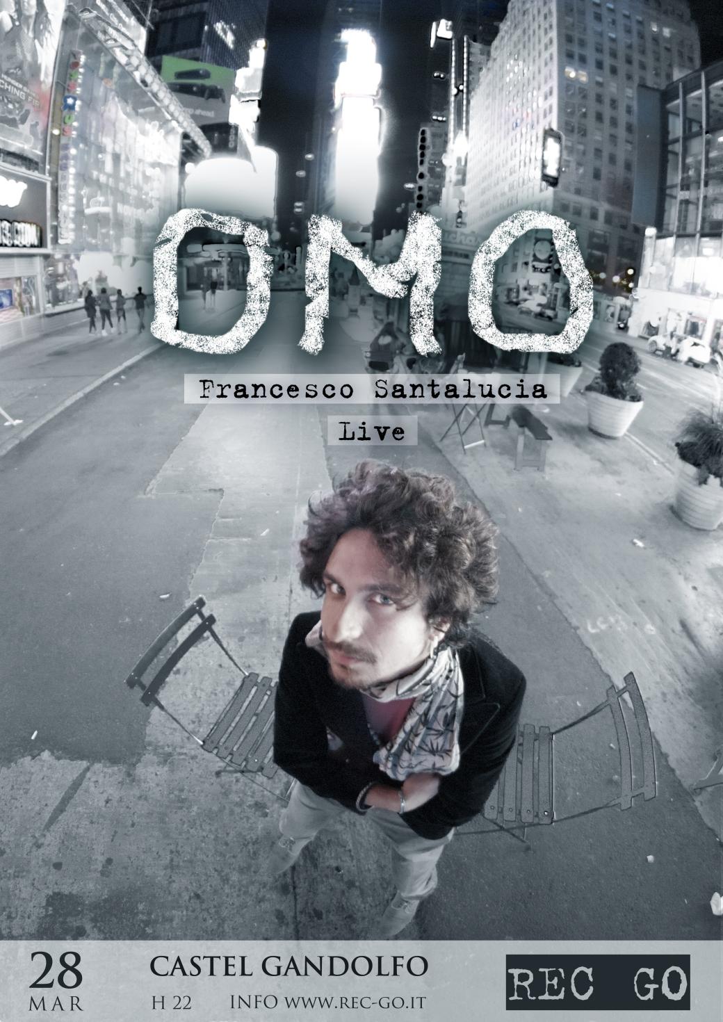28\3 Presentazione progetto OMO@REC-GO - Castel Gandolfo